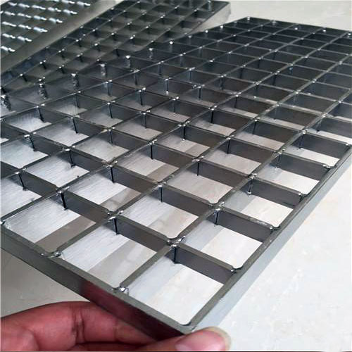Stainless-steel-grating