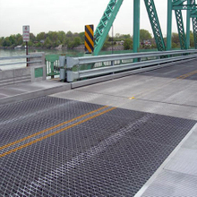 Steel Grating for Bridge