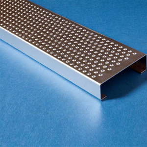 Traction Tread Safety Steel Grating