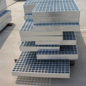 Shaped Steel Grating