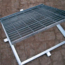 Anti-theft Trench Cover Grating
